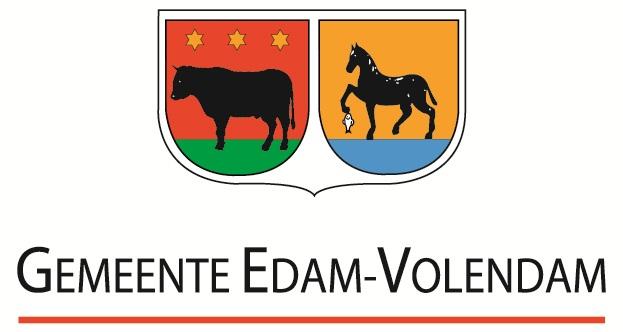 Logo Gemeente Edam-Volendam